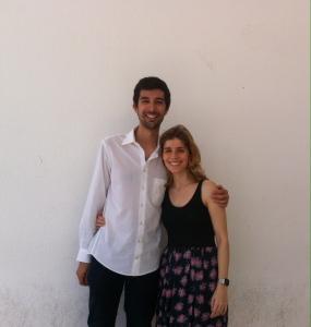Ana Rita e Ricardo